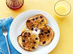 The Pioneer Woman's Lemon Blueberry Pancakes #RecipeOfTheDay