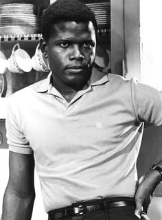 Sidney Poitier. This man is the whole package: classy, smart, good looking & a gentleman =) why can't men be like this today?