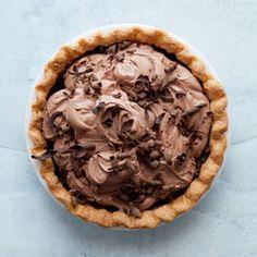 Double Chocolate Cream Pie Recipe - Delish