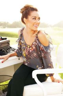 Love this look by Lauren Conrad <3
