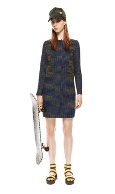 #MMissoni | Fitted Knit Coat | Spring 2014 Collection