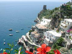 Amalfi, Italy.....