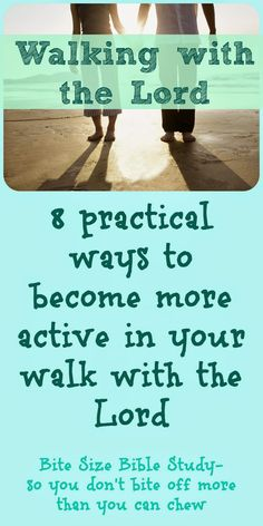The best way to build a better marriage is to become more active in your walk with the Lord. These practical tips can jump start the Christian life for a new Christian or add new growth for a more mature Christian. ~ Click image and when it enlarges, click again to see this short, nutritious Bible Study.