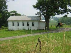 Amish schoolhouse - Rte 208,   New Wilmington PA