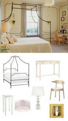 #Ivory Elegance. #bedroom #decor #interiordesign #adoredecor