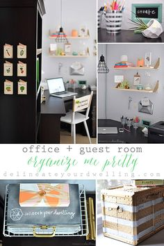 office + guest room