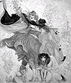 Nell Brinkley liberty, nell brinkley, dogs, liberti bond, illustr woman, golden eye, bond girl, uncl sam, artvintag illo