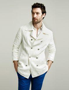 Zara Menswear Lookbook May 2011
