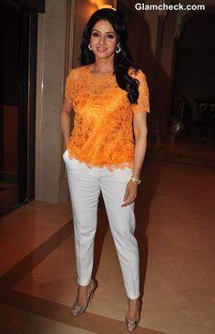 Sridevi Named Brand Ambassador for Wee Store (www.celebgenie.com)