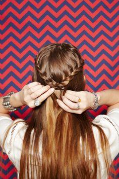 4 braid DIYs every girl should know