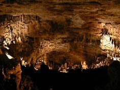 Natural Cave In Texas | natural bridges cavern cave stalagmites stalactites near san antonio ...