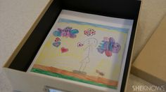School project storage box #weeplan