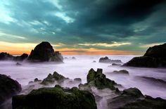 Smoky Rock by Simarmata Aron, via 500px