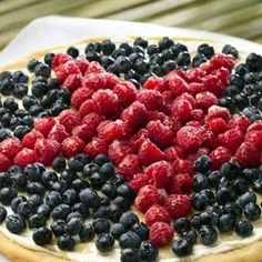 Red, White and Blue-Patriotic Food Roundup