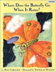 book about animals in the rain