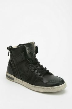 Converse X John Varvatos Weapon Leather Women's High-Top Sneaker #urbanoutfitters