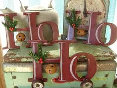 -crafts by BEYOND THE PICKET FENCE Primitive, Country & Christmas Decor ...