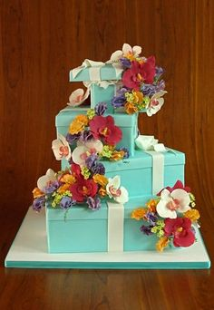 "Elegantly Iced - Gallery - ""Custom Cakes"""