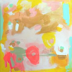 """Michelle Armas Painting """"Bubble"""""""