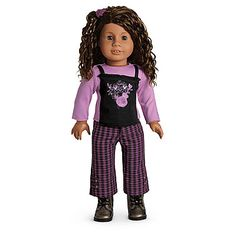 American Girl JLY Just Like You Singing Star Idol Outfit for Dolls Retired New | eBay