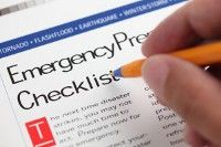 Hurricane Preparedness Checklist... NOAA ... a good place to start..