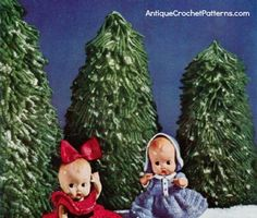 Christmas Tree - Free Crochet Pattern - this Christmas tree pattern is simple to crochet and will make a great addition to your other Christmas season decorations.