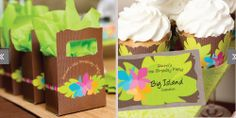 Luau Birthday Party Theme #SummerDecorations #SummerPartyIdeas #Luau