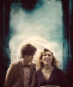 I LOVE The Doctor and River Song.