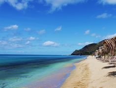 Shipwreck Beach - St Kitts #Caribbean