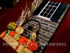 Fall Favorites Quilling