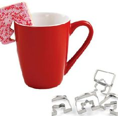 Coffee Cookie Cutters