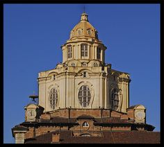 Turin - S. Lorenzo, Catholic Church