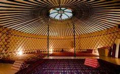 Two-story Yurt