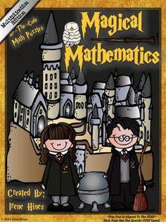 Multiplication Magical Mathematics | Irene Hines | {3-4}