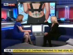Caroline talks to Sky News about the new 'tattoo' era.