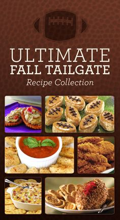 The Ultimate Tailgate Recipe Collection