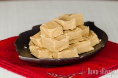 Penuche Fudge – Brown Sugar At Its Best