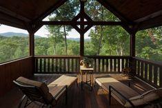 North Georgia Cabin - Ellijay GA rental cabins - Blue Sky Cabin Rentals