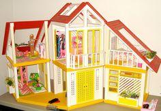 Barbie Dream House. I had this!!