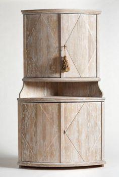 Tara Shaw Maison- Corner Cabinet