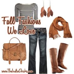 fall fashion, I would do this while outfit except the stripes. It looks funny with my build