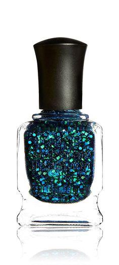 Cool nail polish...Deborah Lippmann