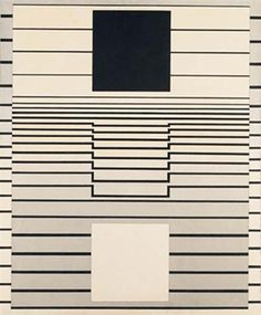 Victor Vasarely. #stripes #striped #lines #lined