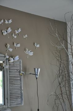 Mur couleur on pinterest 53 images on salons blue walls and men 39 s - Lustre couleur taupe ...