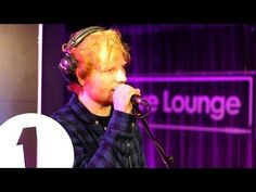 Ed Sheeran - Stay With Me - YouTube Live Lounge Cover
