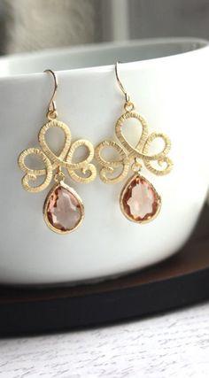 gorgeous earrings.