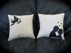 Love struck Pillows