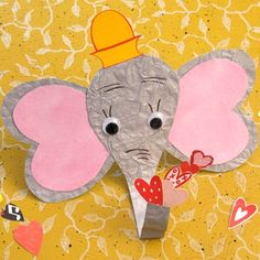 Dumbo's Trunk of Hearts