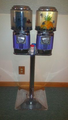 For my new office on pinterest 72 pins for Gumball machine fish tank