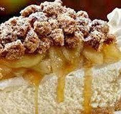 Claim Jumper Restaurant Copycat Recipes Apple Cream Cheese Pie